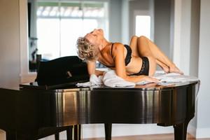 Boudoir piano