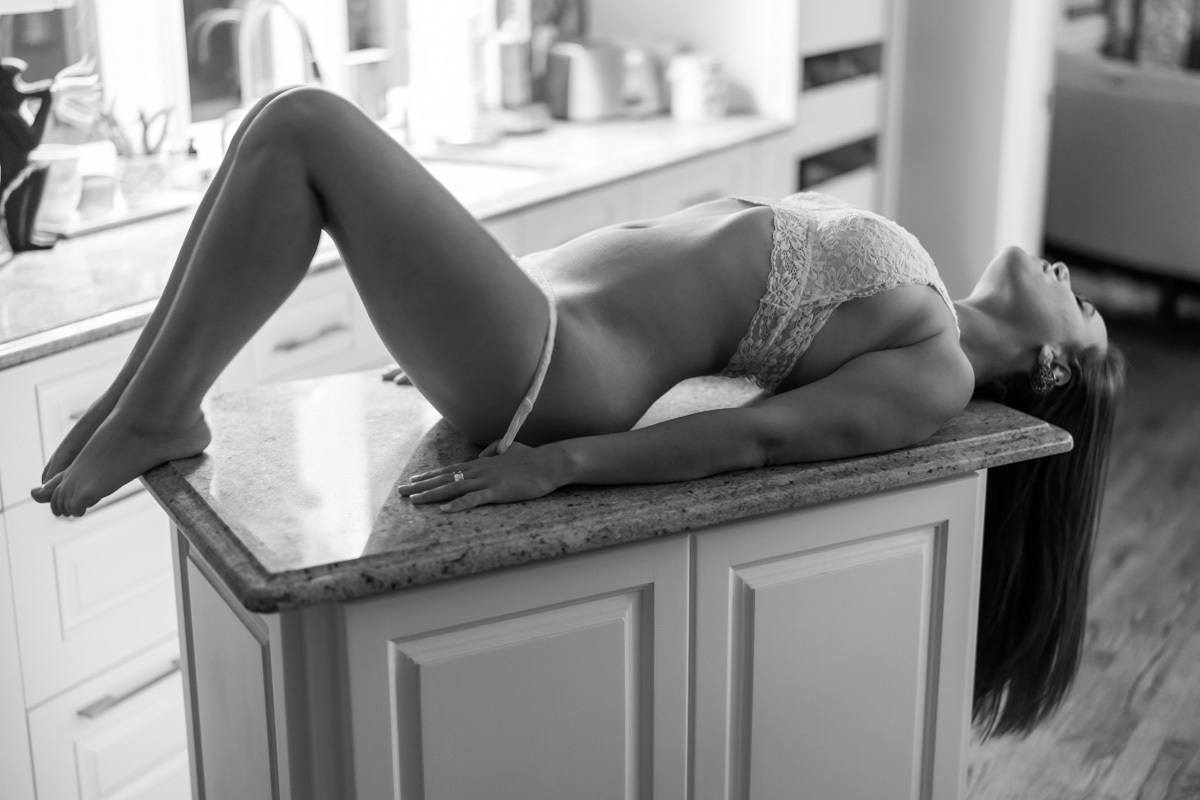 Boudoir kitchen